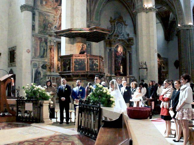 Il matrimonio di Massimo e Arezia a Asola, Mantova 9
