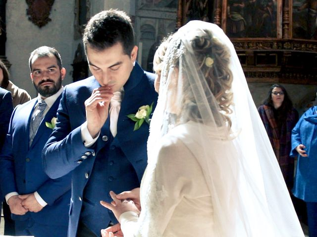 Il matrimonio di Massimo e Arezia a Asola, Mantova 10