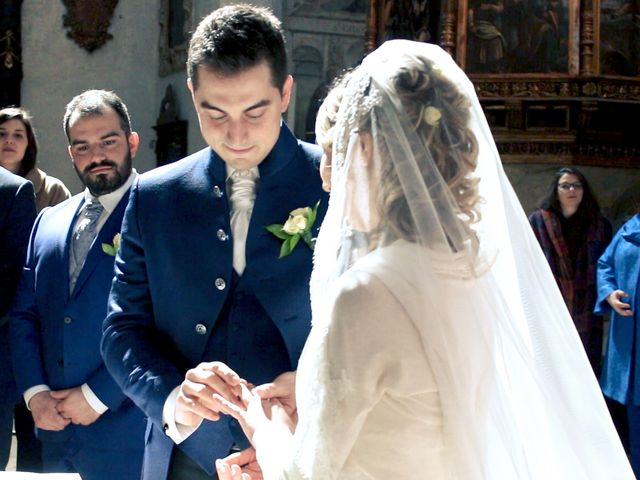 Il matrimonio di Massimo e Arezia a Asola, Mantova 11