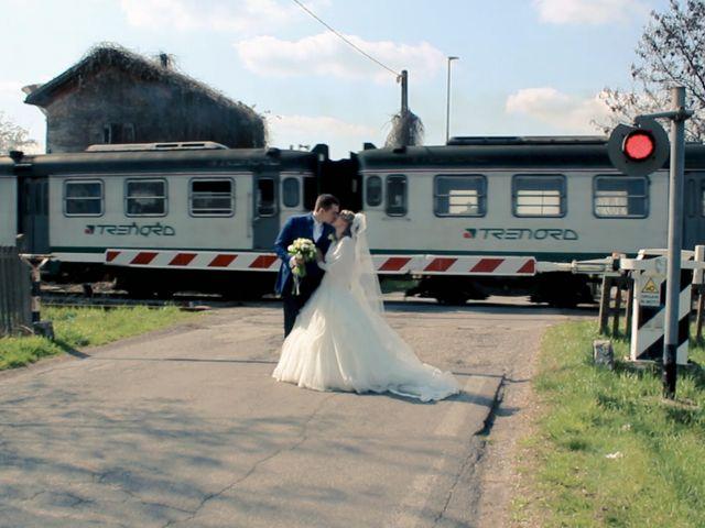 Il matrimonio di Massimo e Arezia a Asola, Mantova 14