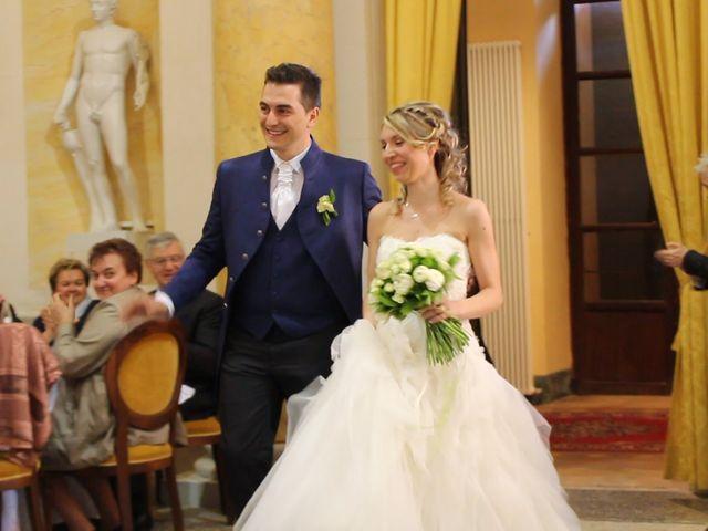 Il matrimonio di Massimo e Arezia a Asola, Mantova 17