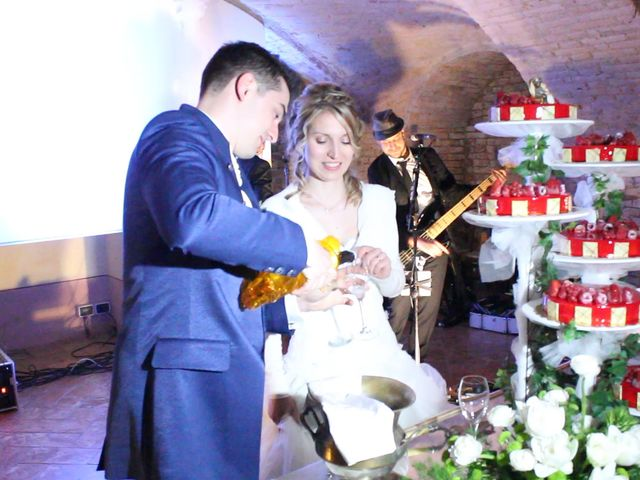 Il matrimonio di Massimo e Arezia a Asola, Mantova 22