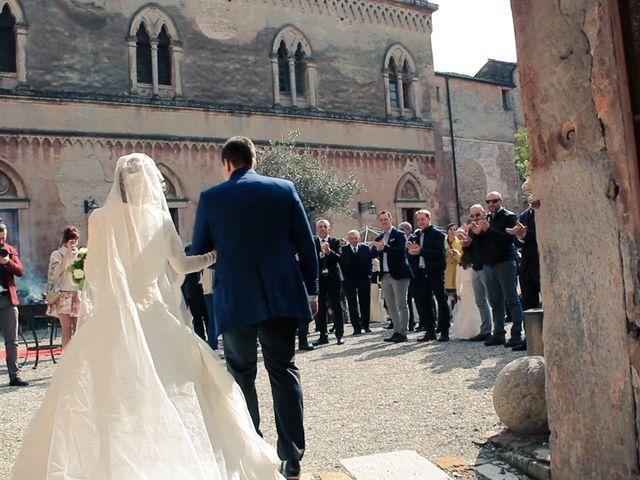 Il matrimonio di Massimo e Arezia a Asola, Mantova 15