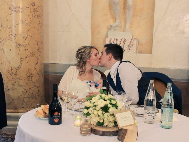 Il matrimonio di Massimo e Arezia a Asola, Mantova 19