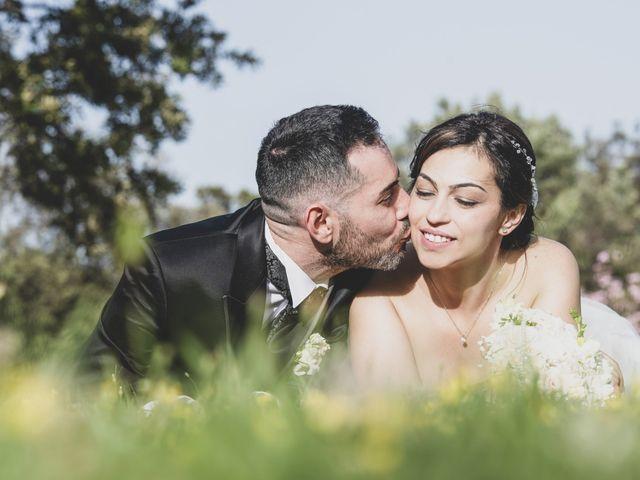 Le nozze di Deborah e Giuseppe