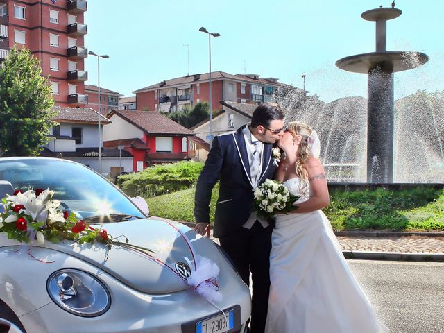 Le nozze di Michele e Daniela