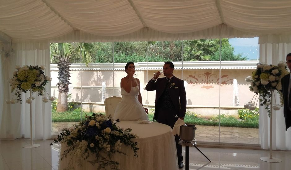 Il matrimonio di Gianluca e Sabrina a Cursi, Lecce