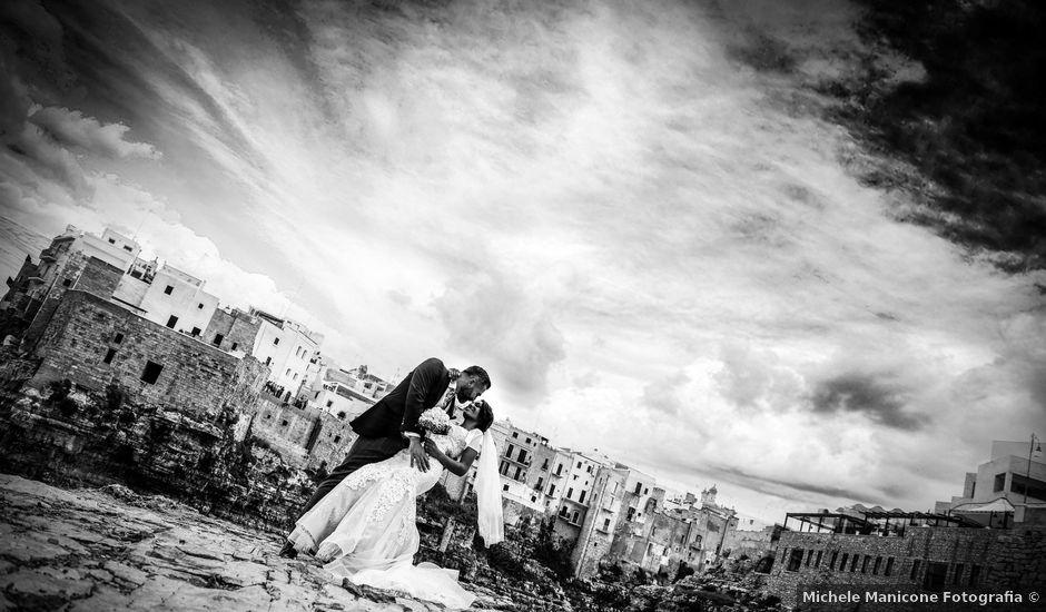 Il matrimonio di Vincenzo e Jennifer a Fasano, Brindisi