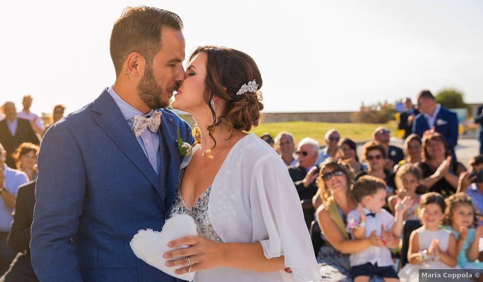 Il matrimonio di Claudio e Laura a Procida, Napoli