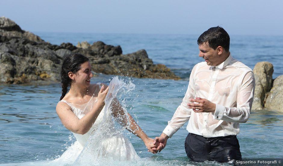 Il matrimonio di Davide e Janira a Longi, Messina