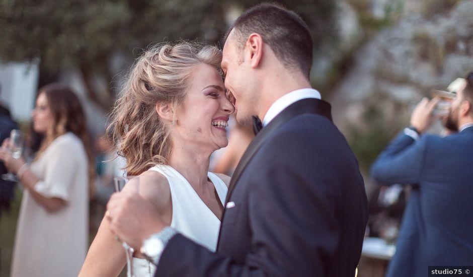 Il matrimonio di Antonio e Luisa a Furore, Salerno