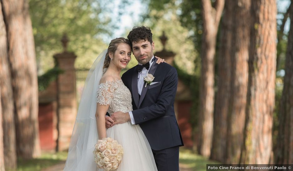 Il matrimonio di Mirco e Elena a Larciano, Pistoia