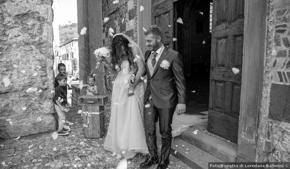 Il matrimonio di Fabio e Ilaria a Coccaglio, Brescia