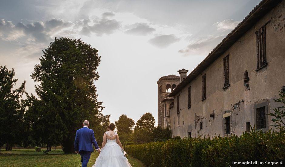 Il matrimonio di Thomas e Alessandra a Cavernago, Bergamo