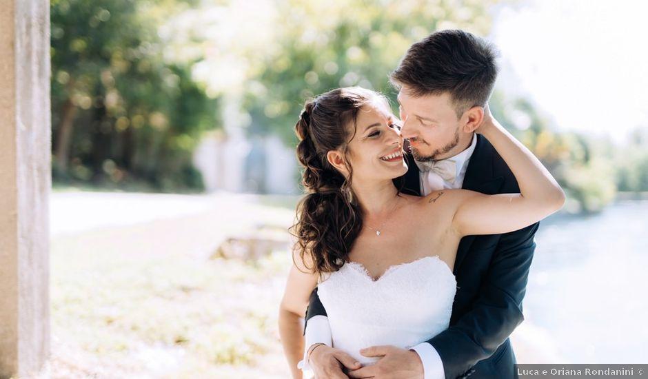 Il matrimonio di Claudio e Marianna a Cuggiono, Milano
