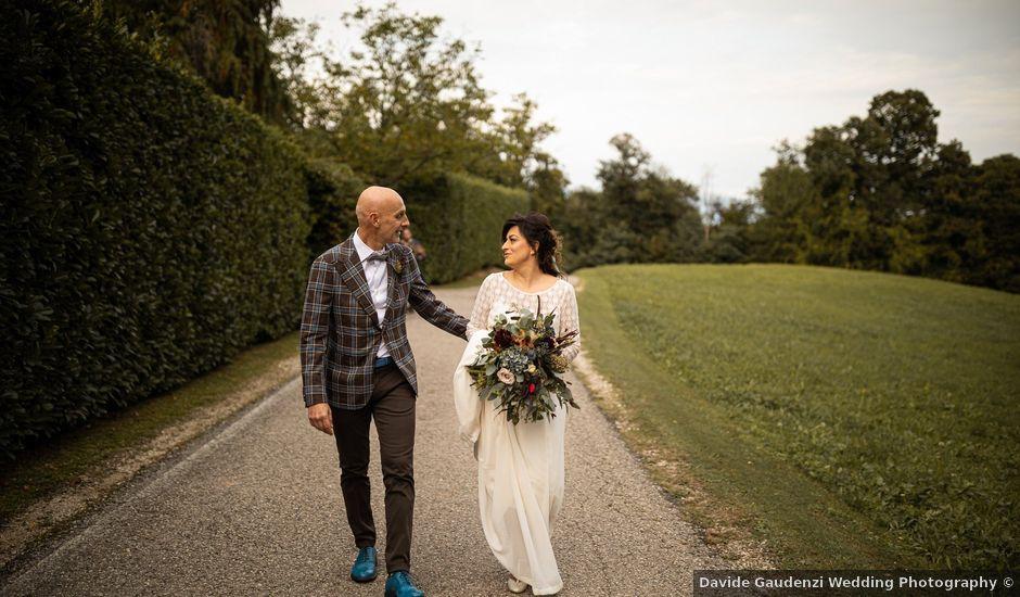 Il matrimonio di Simone e Cristina a Treviso, Treviso