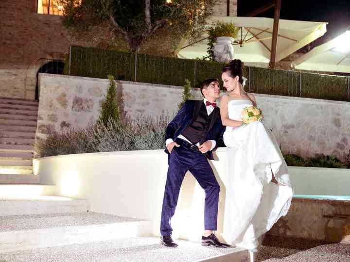 Le nozze di Lorenzo e Gloria