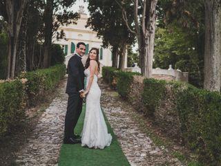 Le nozze di Carolina e Giancarlo