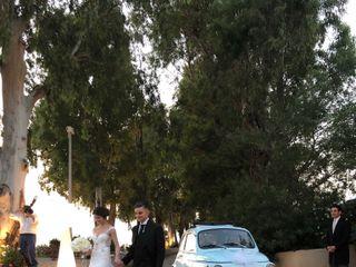 Le nozze di Giuseppina e Antonio 1