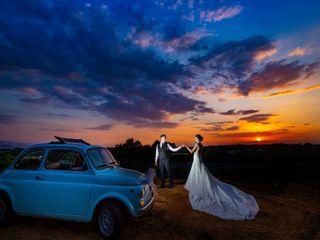 Le nozze di Giuseppina e Antonio