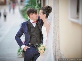 Le nozze di Lorenzo e Gloria 1