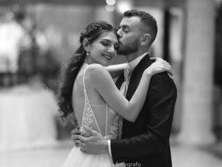 Le nozze di Stella e Luciano