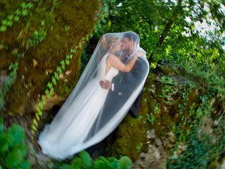 Le nozze di Amry e Giulia