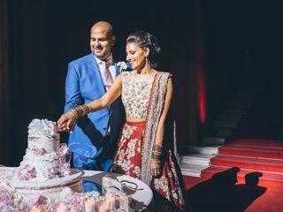Le nozze di Reena e Jaspal