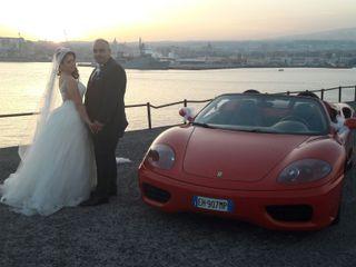 Le nozze di Francesca e Mariano 1