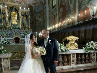 Le nozze di Francesca e Mariano