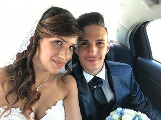 Le nozze di Maria Antonietta e Gabriele