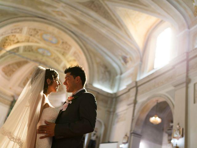 Il matrimonio di Michele e Stefania a Massa Fiscaglia, Ferrara 17