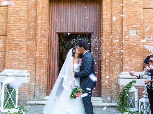 Il matrimonio di Michele e Stefania a Massa Fiscaglia, Ferrara 18