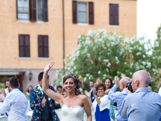 Il matrimonio di Michele e Stefania a Massa Fiscaglia, Ferrara 30