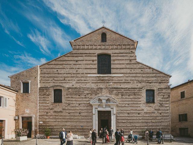 Il matrimonio di Giancarlo e Carolina a Fano, Pesaro - Urbino 18