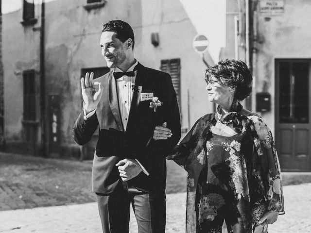 Il matrimonio di Giancarlo e Carolina a Fano, Pesaro - Urbino 19