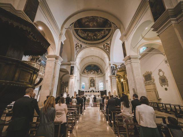 Il matrimonio di Giancarlo e Carolina a Fano, Pesaro - Urbino 24