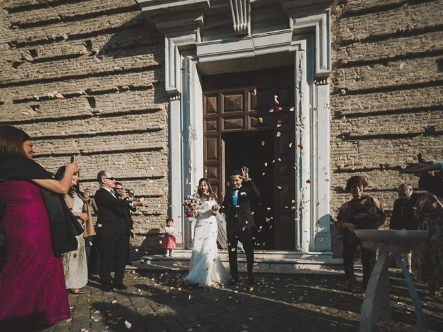 Il matrimonio di Giancarlo e Carolina a Fano, Pesaro - Urbino 27