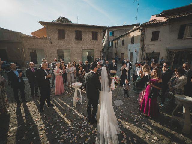 Il matrimonio di Giancarlo e Carolina a Fano, Pesaro - Urbino 28
