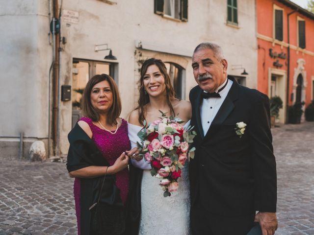 Il matrimonio di Giancarlo e Carolina a Fano, Pesaro - Urbino 32