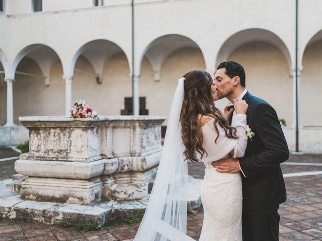 Il matrimonio di Giancarlo e Carolina a Fano, Pesaro - Urbino 34