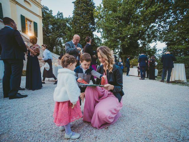 Il matrimonio di Giancarlo e Carolina a Fano, Pesaro - Urbino 40