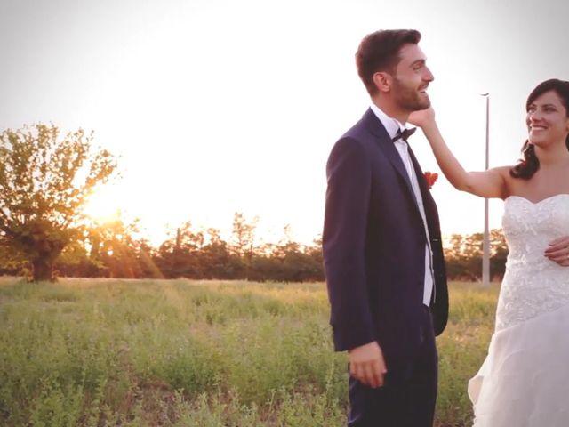 le nozze di Pilar e Alberto