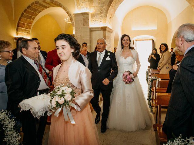 Il matrimonio di Paolo e Cristina a Rignano Garganico, Foggia 16