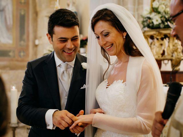 Il matrimonio di Paolo e Cristina a Rignano Garganico, Foggia 17