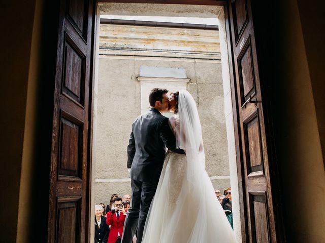 Il matrimonio di Paolo e Cristina a Rignano Garganico, Foggia 21