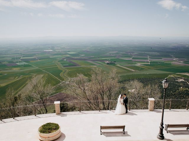 Il matrimonio di Paolo e Cristina a Rignano Garganico, Foggia 23