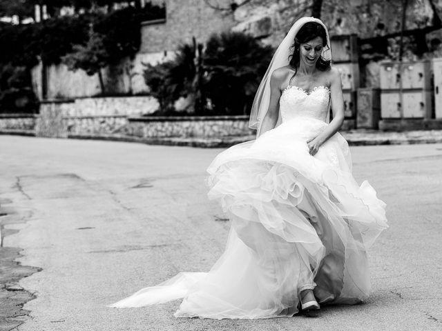 Il matrimonio di Paolo e Cristina a Rignano Garganico, Foggia 25