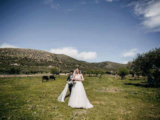 Il matrimonio di Paolo e Cristina a Rignano Garganico, Foggia 28