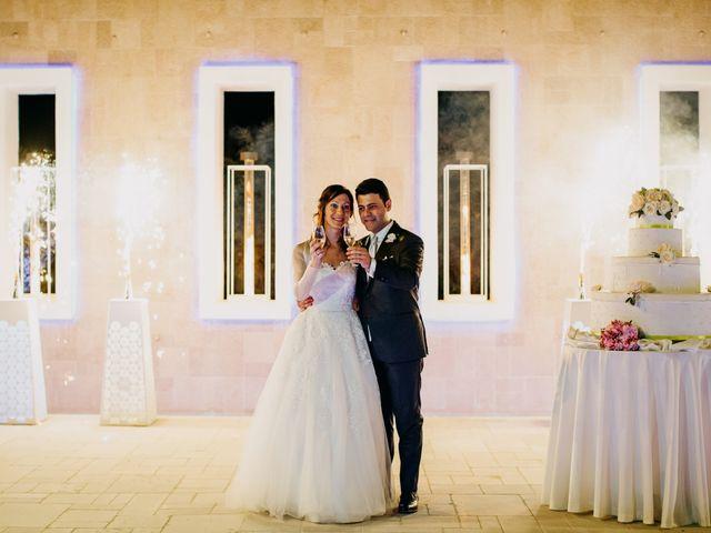 Il matrimonio di Paolo e Cristina a Rignano Garganico, Foggia 37